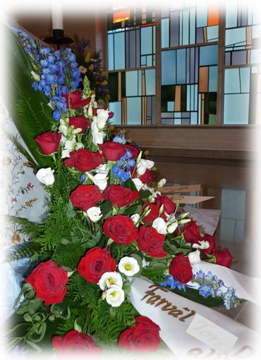 Blombeställning